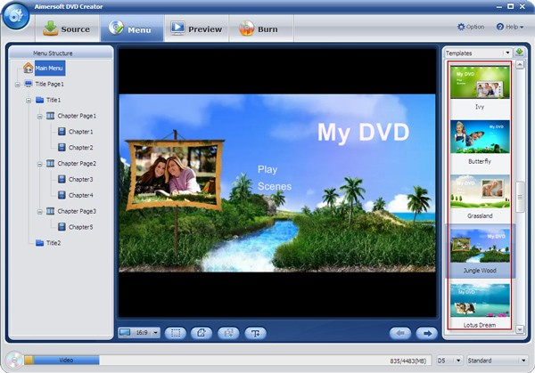 convert mkv to dvd