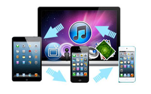 Transfer between Apple Devices and Mac