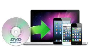 Rip DVD for iPhone, iPad and iPod