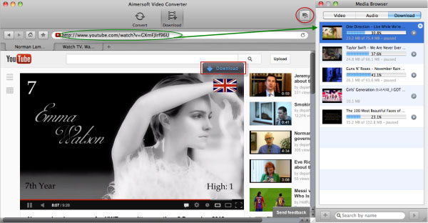 download video on mac