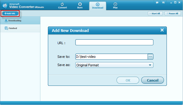 aimersoft video converter ultimate download