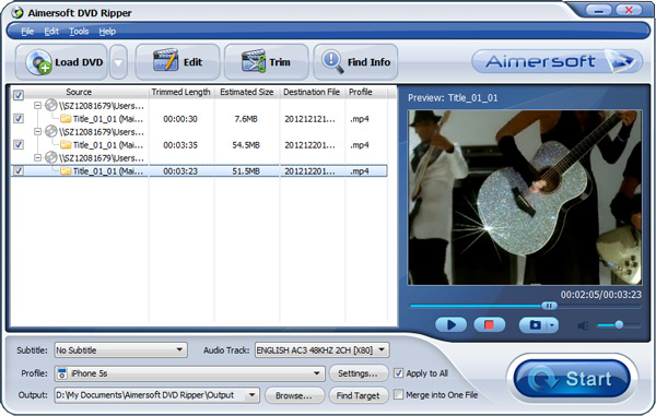 dvd ripper flv